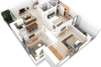 Chính chủ cần bán gấp chung cư trung tâm Hà Đông, dự án Samsora Premier 70m2, 2 ngủ  1.7tỷ