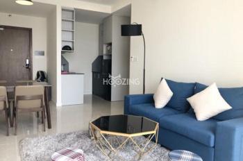Cần cho thuê căn hộ 1 phòng ngủ tại Masteri Millennium, Quận 4. Giá 18,4tr/tháng. Miễn phí dịch vụ