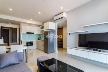 Cần cho thuê căn hộ 2PN tại Saigon Royal Residence, Quận 4. Giá 32,2tr/tháng. Miễn phí dịch vụ