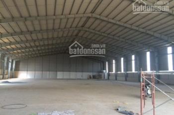 Cho thuê xưởng tại xã Hố Nai 3, Trảng Bom, Đồng Nai. LH: 0938.160.399