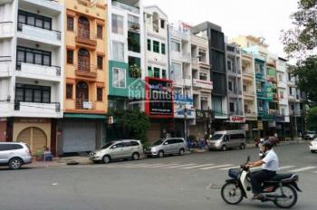 Bán nhà mặt tiền Trần Quang Diệu  P.14 Q.3,DT:2m7 x 13m,T+L, Giá 3.95 tỷ TL