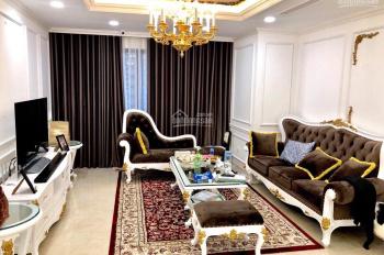Cho thuê căn hộ Vinhomes D'capitale Trần Duy Hưng 3PN, nội thất mới 100%, vào ở ngay
