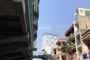 Chính chủ bán nhà ngay phố Quang Trung, Hà Đông nở hậu, KD tốt, ô tô đỗ cửa, 51m2. LH 0987818128