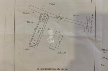 Chính chủ, bán gấp nhà hẻm 1225 Huỳnh Tấn PHát, giá tốt để ở, nhà đẹp, thoải mái LH: 0909 555 750