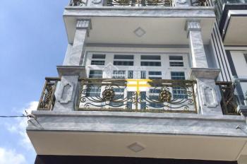 Nhà đẹp giảm giá 4x12m, 1 trệt, 2 lầu, ST, Số 1 KDC Nam Hùng Vương, Q. Bình Tân, HCM, 5,5 tỷ