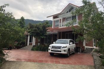 Biệt thự nghỉ dưỡng ngoại ô Hà Nội tại Tiến Xuân -Thạch Thất - Hà Nội