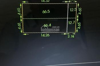 Bán nhà cấp 4 mặt tiền hẻm 822 Hương Lộ 2, DT 4,7x17m, hẻm 8m xe hơi hẻm thông. Giá 4,4 tỷ TL