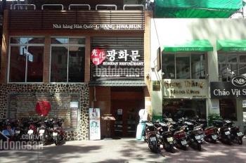 Cho thuê nhà mặt tiền 41-47 Đông Du, P. Bến Nghé, Quận 1. DT (20x20)m 370 triệu/th LH: 0948740139