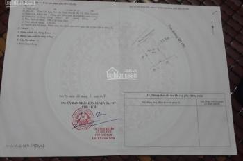 Bán 500m đất 2 mặt đường gần cổng khu Du lịch Hồ Núi Cốc- LH:0903437499