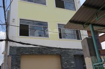 Bán nhà 1 trệt 3 lầu, đúc hẻm thông Cầu Xây, SHR, 370m2, giá 10 tỷ