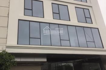 Tôi cần cho thuê nhà phố A10 Nguyễn Chánh kinh doanh. Diện tích 93m2 x 5 tầng, mặt tiền 6m, đã HT