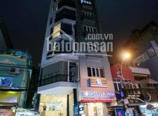 Cho thuê nguyên căn mặt tiền Nguyễn Đình Chiểu, P 6, Q. 3, DT 8x20m 2L 100tr/th - 0833888100