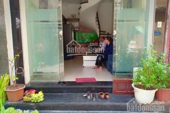Nhà đẹp mới phố Vân Hồ 3 diện tích 25m2 x 5 tầng, mặt tiền 4.3m, WC khép kín từng tầng