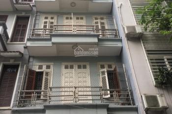 Cho thuê nhà phố Hoàng Ngân, Phường Trung Hòa, Quận Cầu Giấy, Hà Nội. 50m2*5T, MT 4,2m, giá 27tr/th
