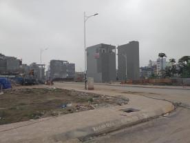 Bán lô đất phố đi bộ Thế Lữ 40m2, hướng Đông, giá 2.726 tỷ