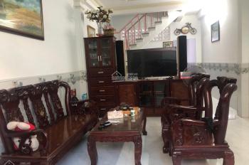 Bán gấp nhà 1 trệt 1 lầu diện tích 4x18 tại Phạm Văn Chiêu - Gò Vấp. LH 0913.701.177