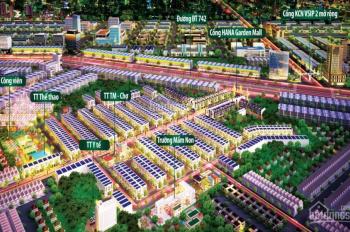 Mở bán đất nền Hana Garden Mall chiết khấu 100 triệu dành cho khách hàng