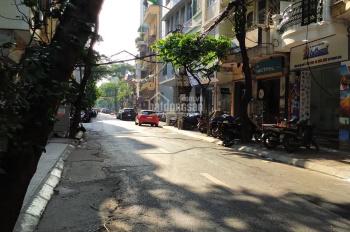 Bán nhà mặt ngõ 75 Hồng Hà, Ba Đình 90m2x5T giá 14 tỷ, 2 mặt tiền đường trước nhà 2 ô tô tải tránh