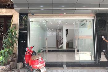 Cho thuê mặt bằng mặt phố Thanh Nhàn, 60m2 x 4 tầng, MT 4m, cho thuê 26.5 tr/th. LH 0944093323