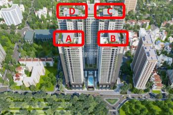 Cần bán gấp căn hộ B2 tầng cao căn góc, DT: 103m2 dự án Việt Đức Complex, giá bán lỗ. LH 0945365559
