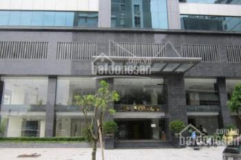 Cho thuê văn phòng tòa nhà Hoàng Linh Tower. Diện tích 160m2, giá 270 nghìn/m2/tháng