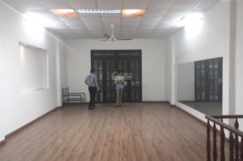 Cho thuê MT Nguyễn Công Trứ Q1, DT 4.3x18m, trệt 4 lầu giá thuê 165tr/tháng