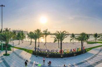 Chỉ từ 800 triệu sở hữu ngay CH cao cấp Vinhomes Ocean Park, CK ngay 11%, vay vốn NH LS 0% 35 năm