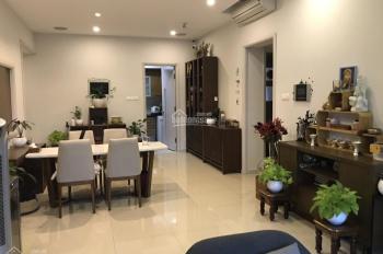 Bán gấp căn hộ 3PN 135m2 giá cực rẻ chỉ 5.2 tỷ tại Saigon Pearl. View sông đẹp, NT xịn 0931796865