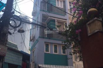 Tôi cần bán nhà 43/3E đường Phan Xích Long, Phường 3, PN, DTSD: 75m2, trệt 3 lầu, giá: 4.2 tỷ TL