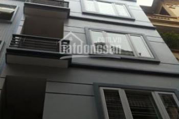 Cho thuê nhà phân lô Vĩnh Phúc, Ba Đình. DT 50m2 x 4 tầng x 4 phòng ngủ