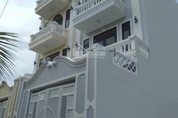 Cần bán nhà 3 tầng, 5*16m, giá 4,68 tỷ, tại hẻm 1344 Lê Văn Lương