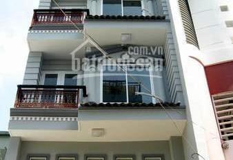 Nhà 3 lầu ST cách Nguyễn Văn Đậu chỉ 30m, DT: 3,9x14m, vuông vức 53m2, 6PN, 4WC. Giá rẻ: 5,99 tỷ