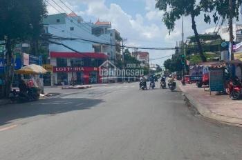 Kẹt tiền gấp bán nhà góc 2MT vị trí đẹp đường Bình Phú, 4x20m, 3.5 tấm giá 19 tỷ. LH 0909273192