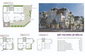 Cần bán đất dự án KĐT sinh thái Đan Phượng mặt đường Tây Thăng Long: 0977858229
