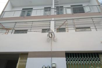 Bán 1 dãy 5 căn nhà đường Nguyễn Triệu Luật, KP3, Phường Tân Tạo, quận Bình Tân, TPHCM, 170m2, 6 tỷ