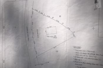 Bán 60m mặt tiền đường ĐT 749 ngay ngã 3 cầu thị tính Xã Long Hòa, Dầu Tiếng, Bình Dương