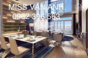 Miss Vân Anh 0962.396.563 bán 1 số căn chung cư Hapulico, 77m2, 100m2, 128m2, 3PN, 2WC NT đẹp