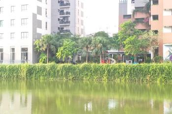 Cho thuê LK Mỗ Lao DT 120m2, 5 tầng, lô góc, TK thông sàn, có thang máy, gần hồ 60tr/th, 0981102684