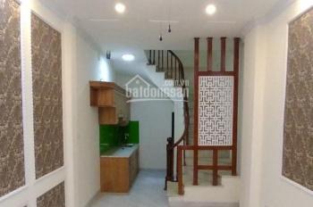 Nhà mới cực đẹp 35M2 * 5T, giá chỉ 2.75 TỶ - ngõ 281 Trương Định, yên tĩnh, thoáng đãng