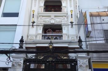Bán nhà mặt tiền đường Lê Hồng Phong, Phường 1, Quận 10, DT: 4m x 21m, 3 lầu, 21,5 ỷ