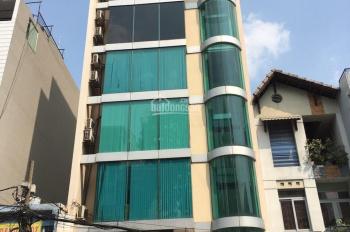 Bán gấp building hầm + 7 tầng, MT quận 3 - đường Nguyễn Đình Chiểu. DT 9x20m HĐ 347.1 tr/th giá 80