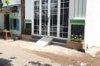 Bán nhà mới 1 trệt 1 lầu trục chính hẻm 108, Trần Quang Diệu, lộ giới 8m, DT 60m2, thổ cư 100%