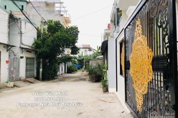 Nhà 69m2 sổ hoàn công T6/2018 đường 20 Phạm Văn Đồng