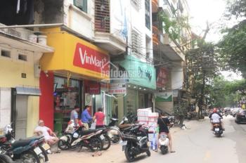 [Nhà hiếm ] Bán nhà mặt phố Phạm Hồng Thái, Q. Ba Đình 40m2, MT 4m, vỉa hè ô tô tránh, chỉ 10 tỷ