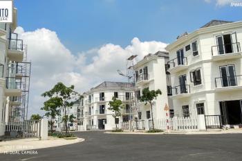 Bán lại căn nhà phố Sim City, Q9, DT 6x14.3m, hướng ĐB,  LH 0902557715