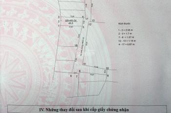 Chính chủ bán đất ở lâu dài Thôn Quán Khê, xã Dương Quang, huyện Gia Lâm, Hà Nội