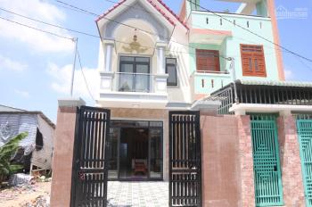 Bán nhà mặt tiền DX 049, Phú Mỹ, gần cafe Happy Huỳnh Văn Lũy, 1 lầu, 3 phòng ngủ, sân ô tô