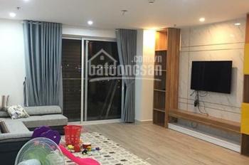 Cho thuê căn hộ SHP lô góc 3 phòng ngủ, 2 nhà vệ sinh có bồn tắm nằm đầy đủ nội thất