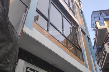 Bán nhà ngõ đường Tô Hiệu- Hà Đông, 40m2*4T, ngõ rộng 2 mặt thoáng trước sau, hỗ trợ NH 70%