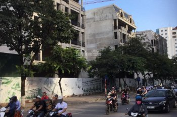 Chính chủ gửi bán shophouse nhà mặt phố Trần Thái Tông, Cầu Giấy vị trí đắc địa.
